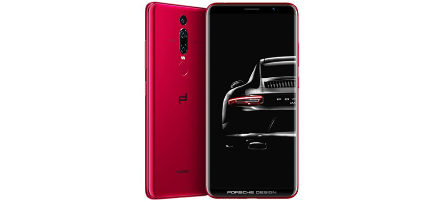 Huawei Mate 20 RS Porsche Design with 68 MP camera To launch in March