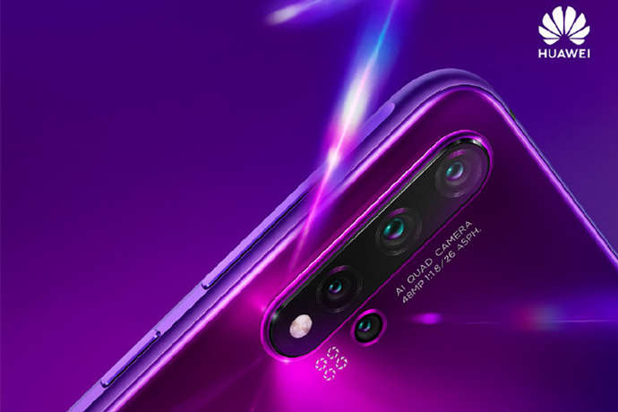 Huawei Nova 5i Pro(2019) – Price in India & Specifications