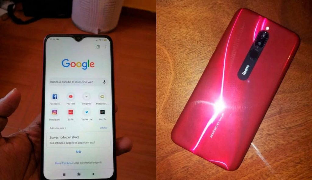 Redmi 8A(2019) – Price In India, Specifications