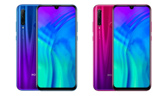 Honor 20 Lite – Full Phone Specifications & Price in India