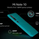 Xiaomi Mi Note 10(2019) With 108 MP Penta Camera – Price & Full-Specifications
