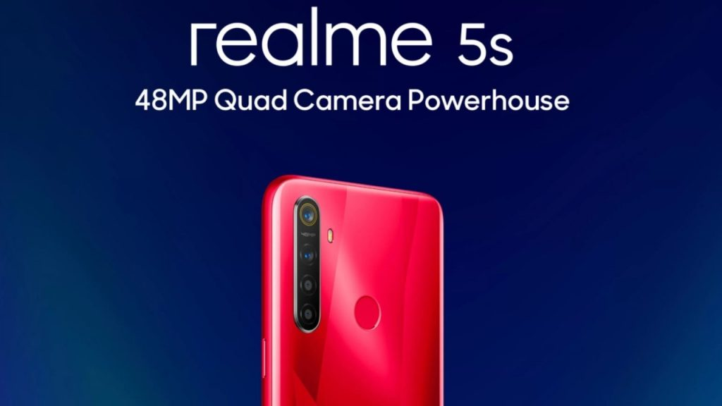 Realme 5s(2019) [The Budget Smartphone] – Price in India, Full-Specifications