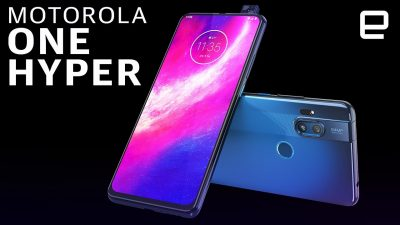 [Official] Motorola One Hyper with 45W Charging Support – Full-Specifications, Price in India
