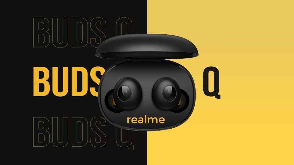 Realme Buds Q[True Wireless Earbuds]2020