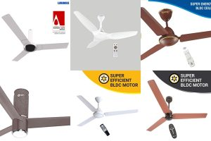 Best Premium Ceiling Fans With Remote Control