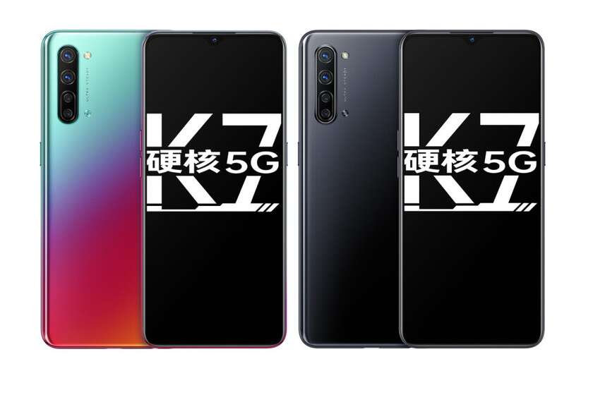 Oppo K7 [The 5G Smartphone] 2020: Price In India, Full-Specs, Review