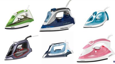 best selling steam iron brands in India