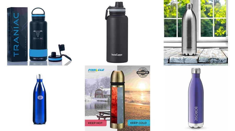 best thermos flask bottle in India